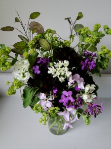Cut flower posy