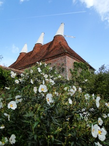 Great Dixter Oast Houses