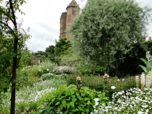 Sissinghurst and the white garden