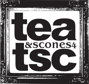 Tea and Scones Logo